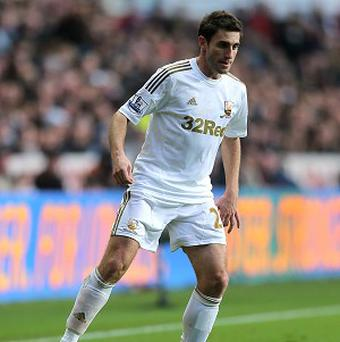 Angel Rangel helped out the homeless in Swansea on Friday night