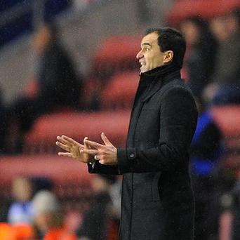 Roberto Martinez's Wigan side are back in trouble following a 3-2 home defeat to Sunderland
