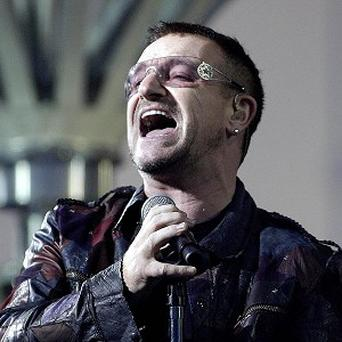 U2 frontman Bono has had a species of trapdoor spider named after him