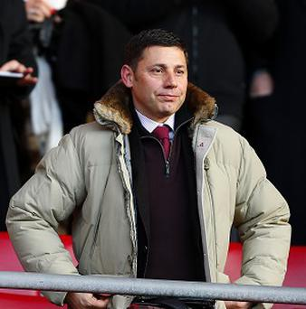 Nicola Cortese, pcitured, has come in for criticism since the sacking of Nigel Adkins
