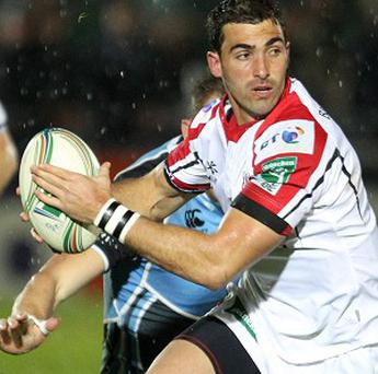 Ruan Pienaar kicked all nine points for Ulster in their victory