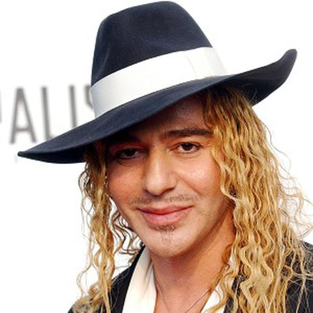 John Galliano is sues Dior for wrongful dismissal