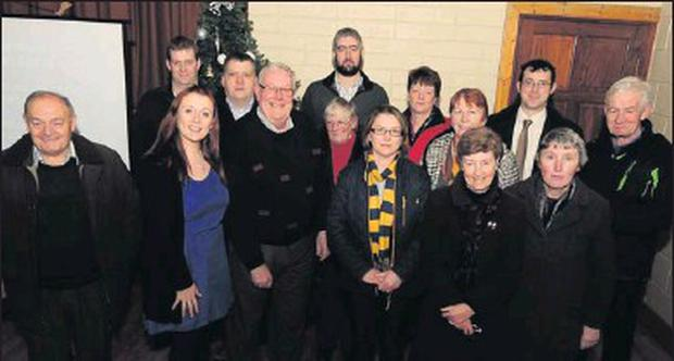 Some of the attendance at the public meeting in Millstreet on Monday. Picture John Tarrant
