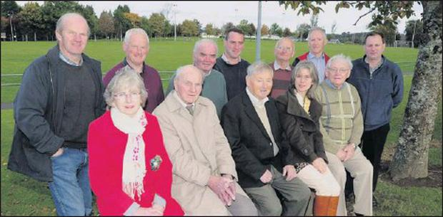 Millstreet Town Park Comimttee will celebrate the launch of 'Down the Lawn: A History of Millstreet Town Park' on Friday night. Credit: Photo by John Tarrant