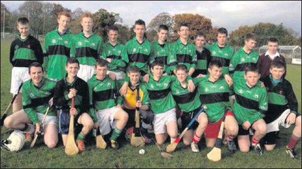 The Enniscorthy V.C. side before their final defeat.