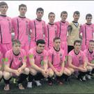 The successful Wexford Youths Under-18 squad.