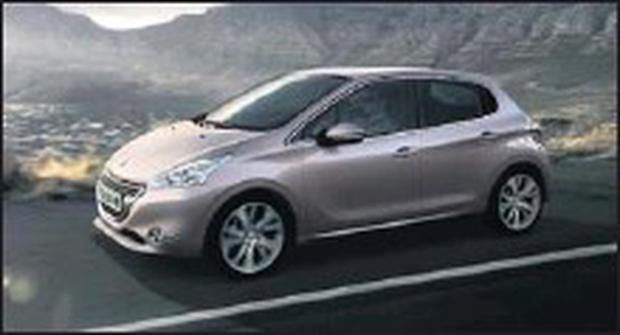 the new Peugeot 208 can deliver 74 mpg and sub-100 g of CO2 emissions.