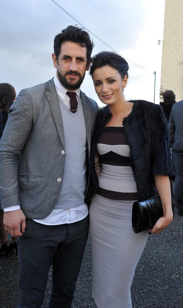 Louise has been dating the retired Kerry footballer for over two years and the pair live together in Dublin.