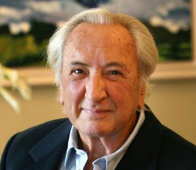 Film Director and Food Columnist Michael Winner