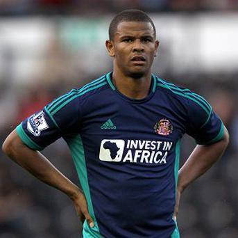 Fraizer Campbell has scored just once for Sunderland this season in 15 appearances