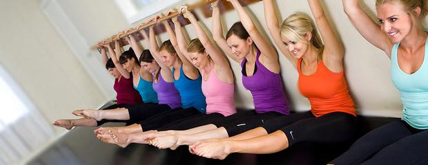 Ballet Barre is a workout incorporating ballet and Pilates.