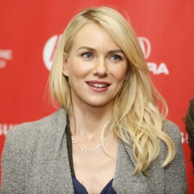 Naomi Watts is ready to spend some quality time with her family