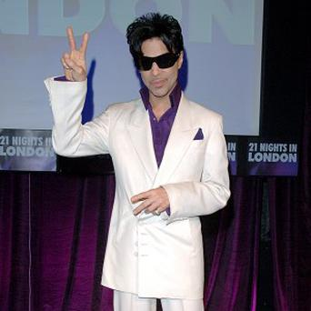 Prince is to be presented with Billboard's Icon Award