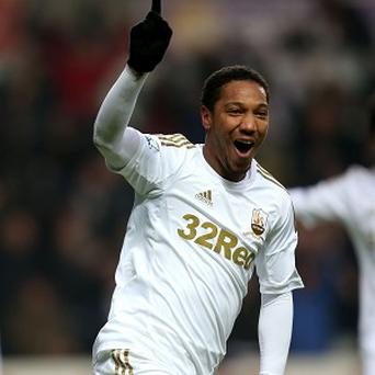 Jonathan de Guzman bagged a brace against Stoke at the weekend