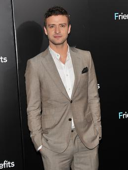 NEW YORK, NY - JULY 18: Justin Timberlake attends the
