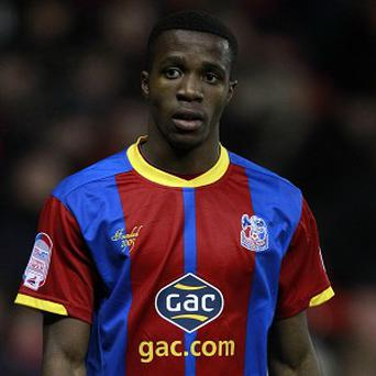 The highly-rated Wilfried Zaha was never on Arsenal's radar