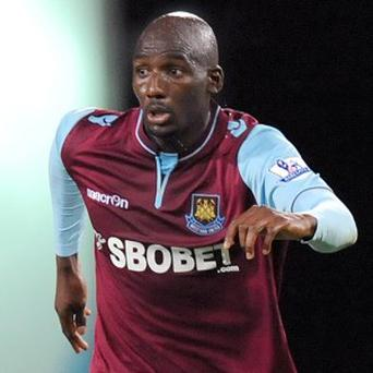 Alou Diarra is reportedly unsettled after making just five appearances for West Ham