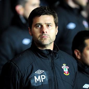 New boss Mauricio Pochettino was pleased with the reception the Southampton fans gave him