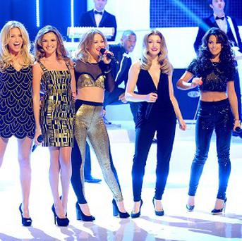 Girls Aloud's current tour will be their farewell, according to reports