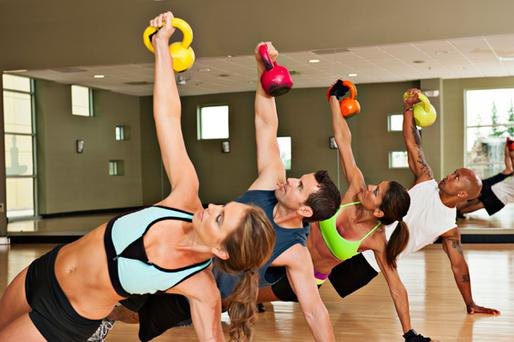 Ten or 15 minutes of intense kettlebells work might be all you need.