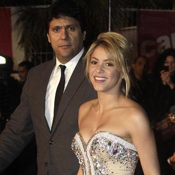 Pop star Shakira and footballer Gerard Pique are celebrating the birth of their first child