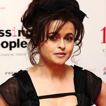 Helena Bonham Carter has been working with Johnny Depp again on The Lone Ranger