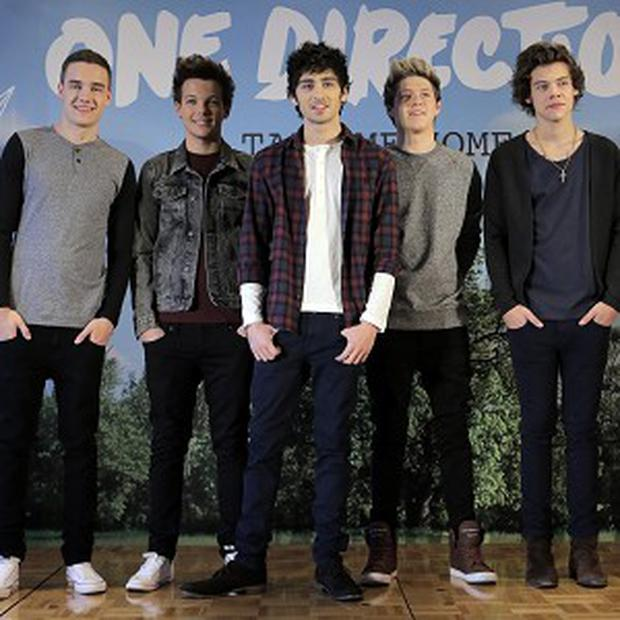 One Direction have been in Japan