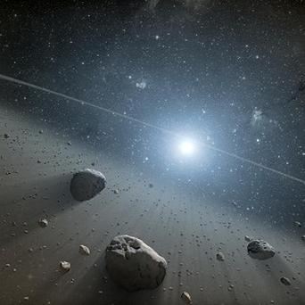 The missions are part of a long-term project to harvest metals and other materials from asteroids passing near the Earth