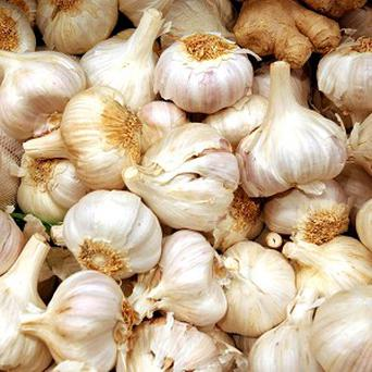 Paul Begley was caught labelling more than 1,000 tonnes of imported garlic imported from China as apples to avoid tax
