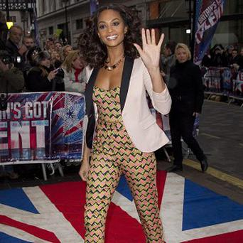 Alesha Dixon says a Mis-Teeq reunion could be on the cards