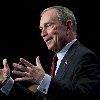 New York mayor Michael Bloomberg is trying to ban giant-sized sugary drinks on health grounds (AP)