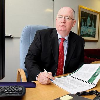 Dr Michael Maguire said new structures had been put in place to help deal with complaints about sensitive and complex cold cases
