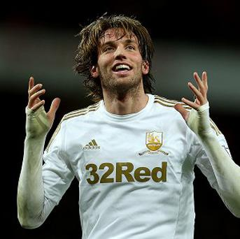 Top scorer Michu said he is 'living a dream' at Swansea