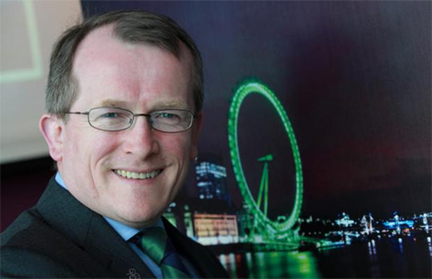 Niall Gibbons: Chief Executive of Tourism Ireland