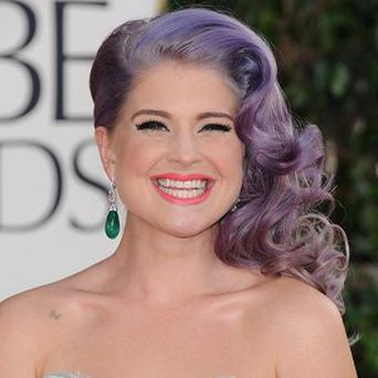 Kelly Osbourne has denied engagement rumours