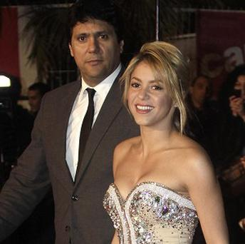 Shakira and Gerard Pique are celebrating the birth of their first child