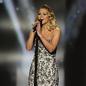 Kimberley Walsh's performance at the NTAs received a mixed response