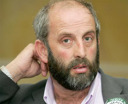 Danny Healy-Rae: happy to debate on 'Late Late Show'