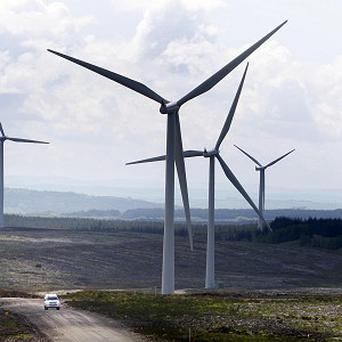 Ireland is to sell its excess wind energy to Britain
