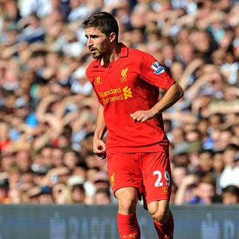 Fabio Borini, pictured, is welcoming competition from Daniel Sturridge