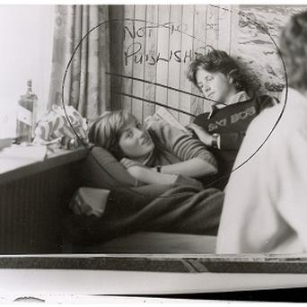 This image of a teenage Diana Spencer before she became Princess of Wales, has sold for more than £11,000 (AP/RR Auction)