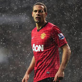 Sir Alex Ferguson believes Rio Ferdinand, pictured, could still be playing football until he is approaching 40