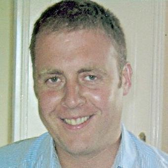 Detective Garda Adrian Donohoe was shot during a botched robbery in Bellurgan, near Dundalk