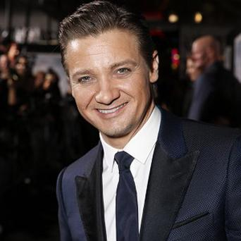 Jeremy Renner plays a bounty hunter in Hansel & Gretel Witch Hunters