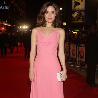 Rose Byrne at the European premiere of I Give It A Year at the Vue West End in Leicester Square, central London