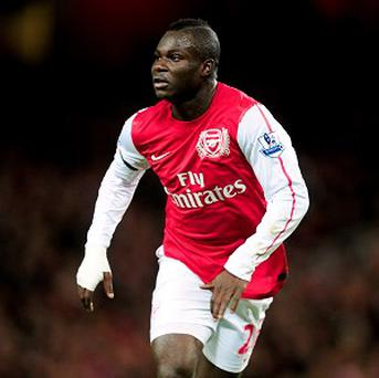 Arsenal midfielder Emmanuel Frimpong joined Fulham on loan on Friday
