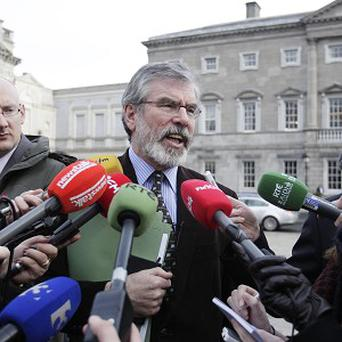 Sinn Fein president Gerry Adams will not attend Dolours Price's funeral