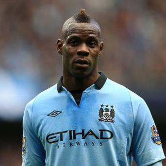 Mario Balotelli is being linked with a move away from Manchester City