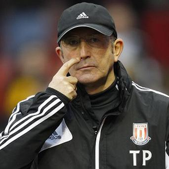 Tony Pulis' Stoke will aim to arrest their three-match losing league run of 2013