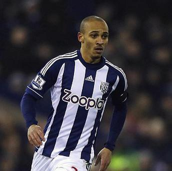 Peter Odemwingie took to Twitter to voice his desire to leave West Brom